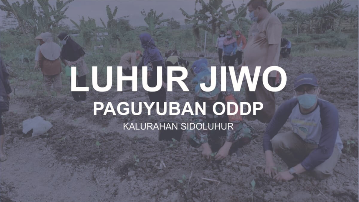 Album : Luhur Jiwo - Paguyuban ODDP