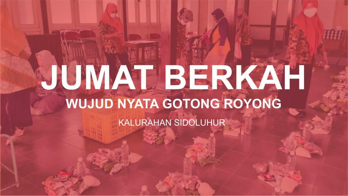 Album : JABUR - Jumat Berkah Sidoluhur