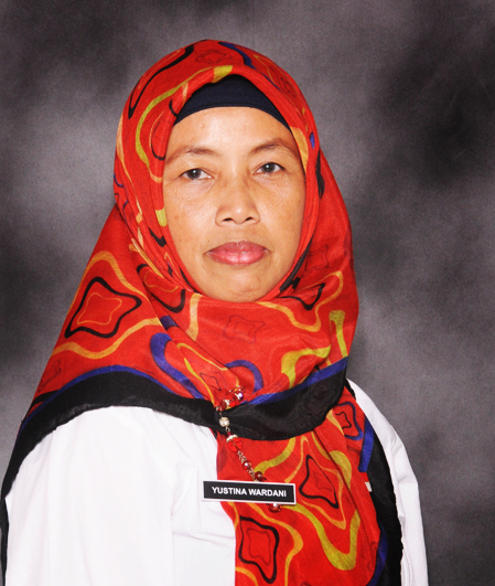 Yustina Wardani,S.SI.